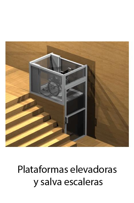 Plataforma Elevadora & Salvaescaleras