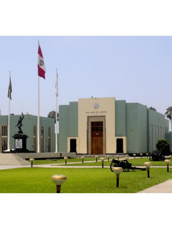 Mantenimiento-Escuela Militar de Chorrillos