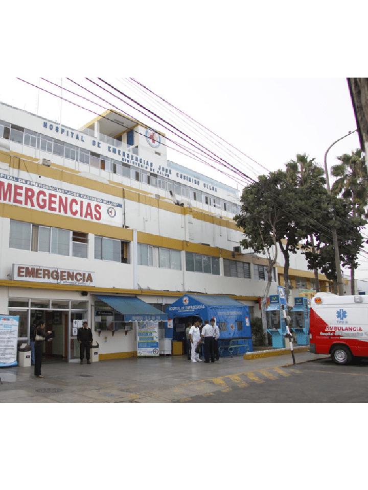 Mantenimiento-Hospital Casimiro Ulloa